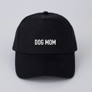 dog mom, pet, zwart