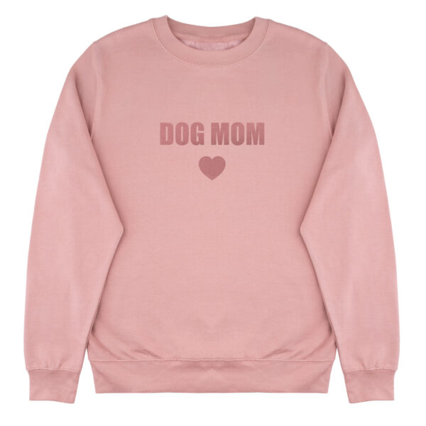 dog mom, sweater, trui,