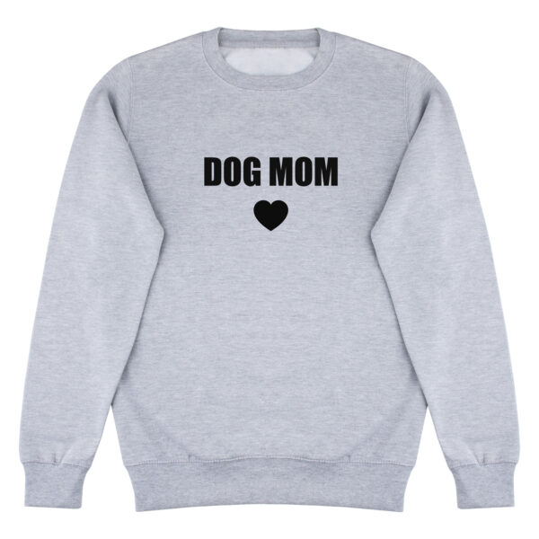 dog mom, sweater