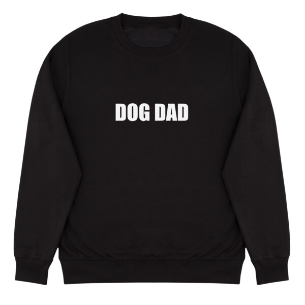 dog dad sweater, dog dad trui, dog dad