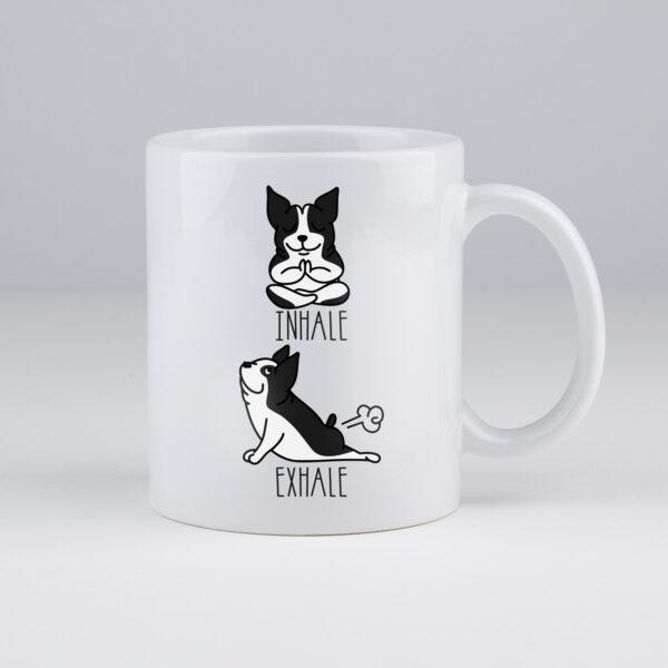 koffiemok, koffietas, frenchie, coffeelover