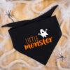 bandana, hond, halloween, little monster