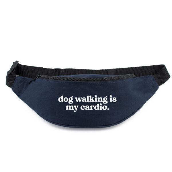 heuptasje, dog walking is my cardio