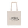 tote bag, dog mom, organisch katoen