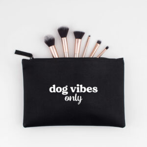 accessoire tasje, dog vibes only