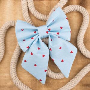 hondenstrikje, sailor bow tie, valentijn, hondenaccessoire, hond, strik, strikje