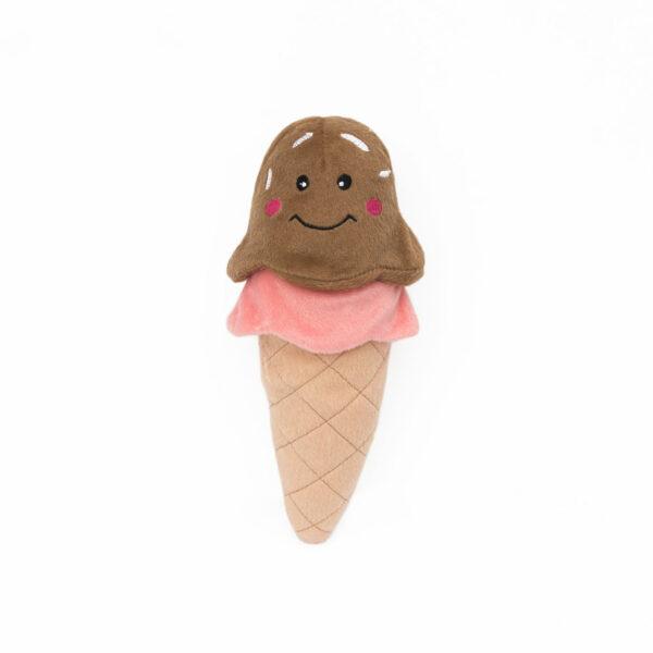 ijsje, honden, speelgoed, ice cream, zippypaws