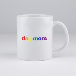 koffiemok, dog mom, pride, gay, rainbow, lgbt