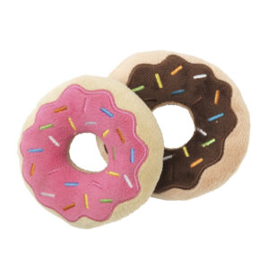 donut, hond, speeltje