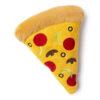 hondenspeelgoed, pizza, leuke hondenspeeltjes, grappig speelgoed hond, pizzafan