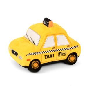 hondenspeeltje, taxi, New York, hond, speelgoed