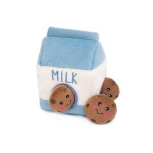 speelgoed, hond, milk and cookies, mentale stimulatie, hond speeltje