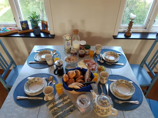 Breakfast at Mooi Gula Huset