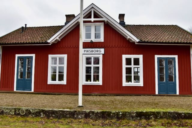 Piksborg station