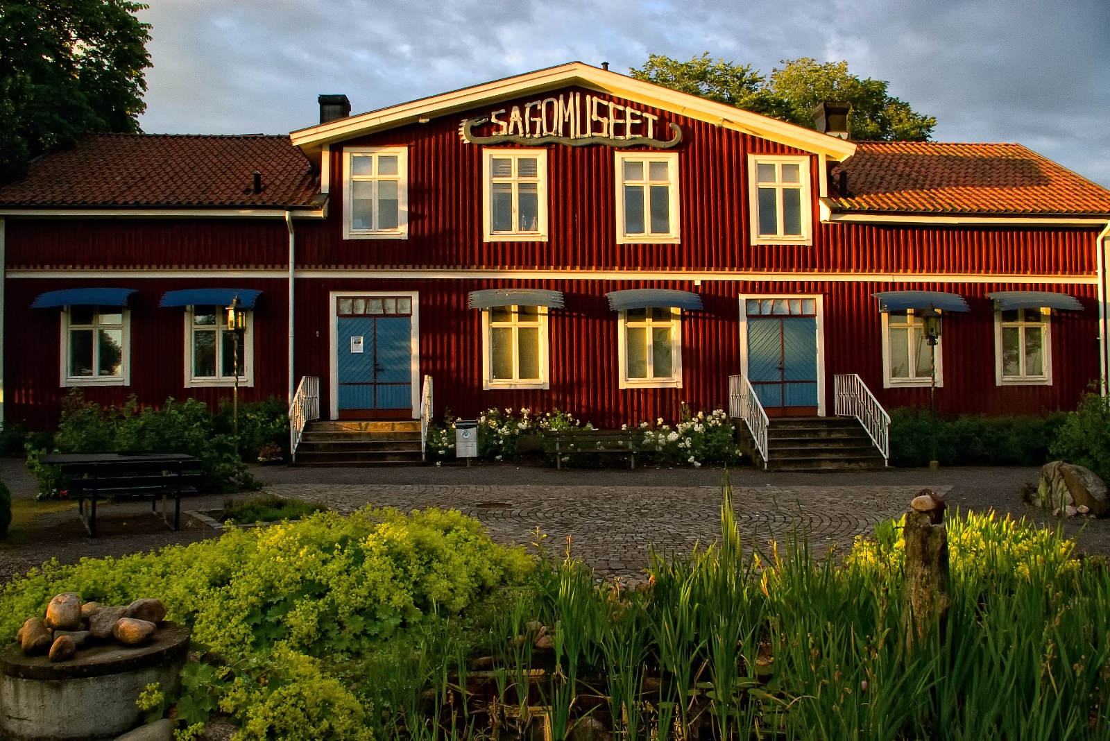 Sagomuseet Ljungby: in the heart of the Land of Legends