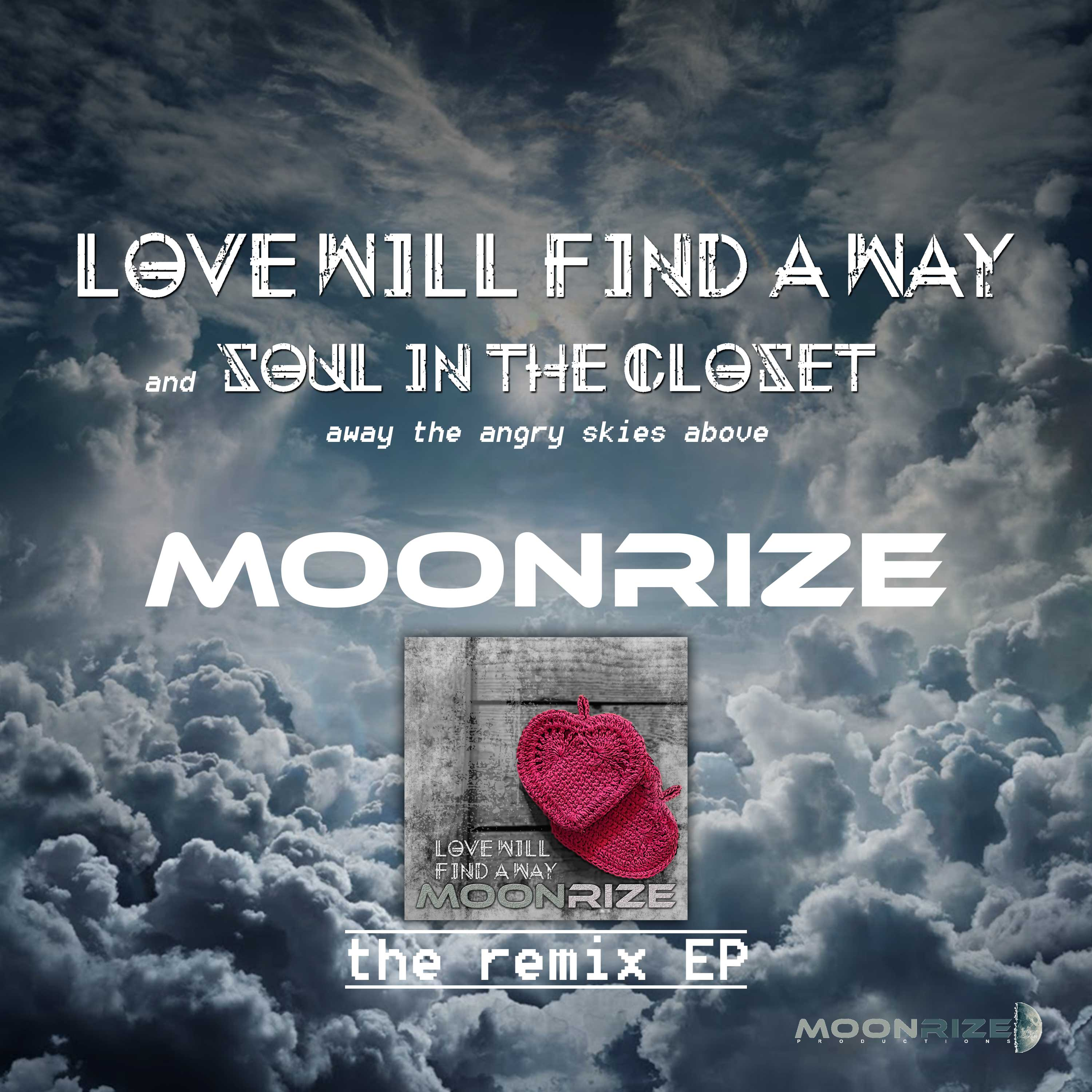 Love Will Find A Way Remix EP