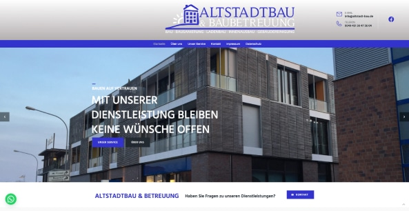 Altstadtbau
