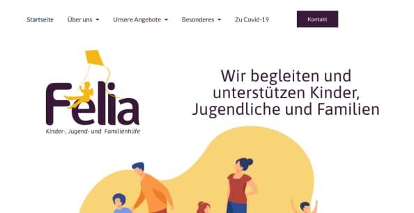 Vorschaubild von Felia-Jugendhilfe