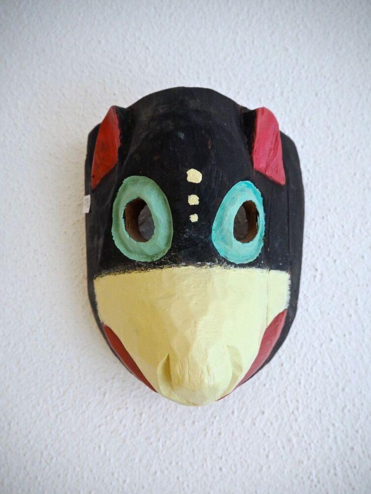 Mexikansk maske