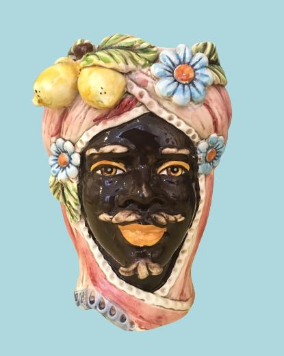 Uomo Moro Rosa Limone