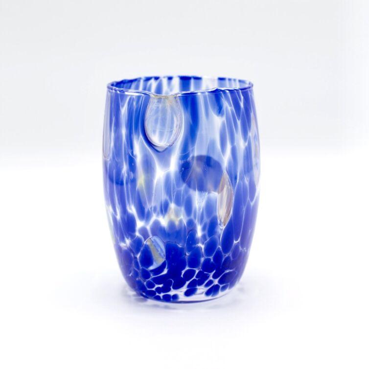 Murano Cristallo Blu