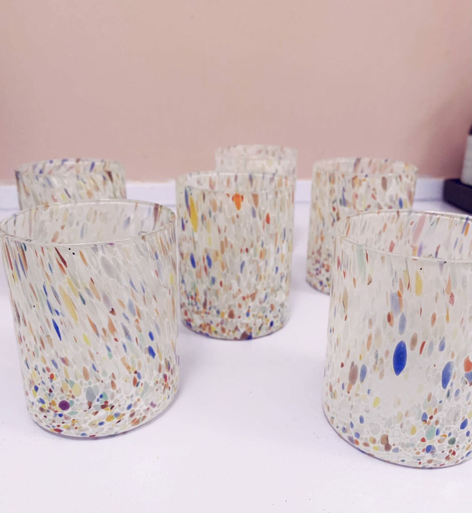 Confetti Murano Fladbund