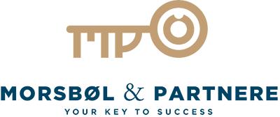 Morsbøl & Partnere Logo