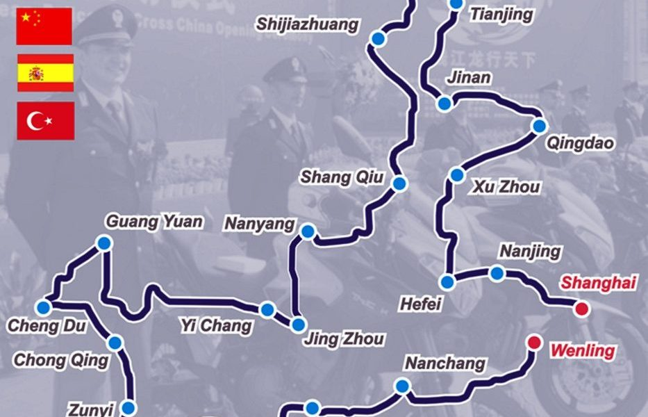 2011_Red_Crossing_China_map