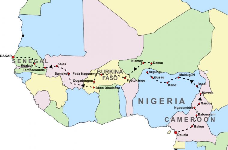 Africa_2009_map