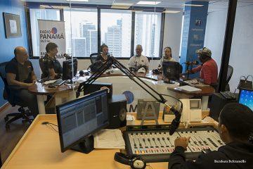 Intervista a Radio Panama