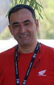 Mehmet Ozkocak Ufficiale della Polizia Turca