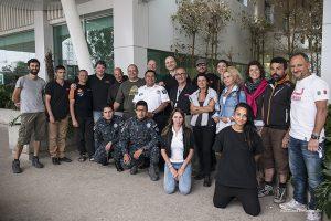 MfP Citta del Messico accademia Polizia Federale