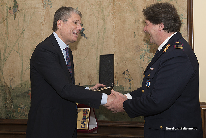 MfP incontra Ambasciatore italiano a Mexico City