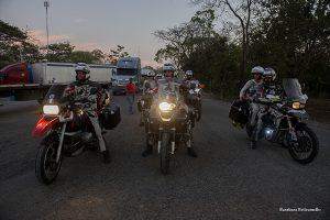 MotoForPeace da San Jose al Nicaragua