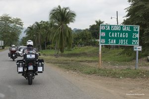 MotoForPeace in Costa Rica
