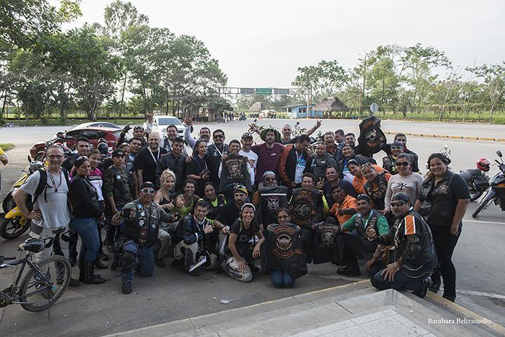 MotoForPeace in Guatemala