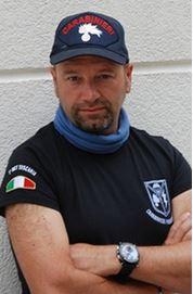 Richard Celona Ispettore dell'Arma dei Carabinieri