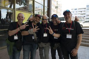 arrivo a Panama 2016 MotoForPeace