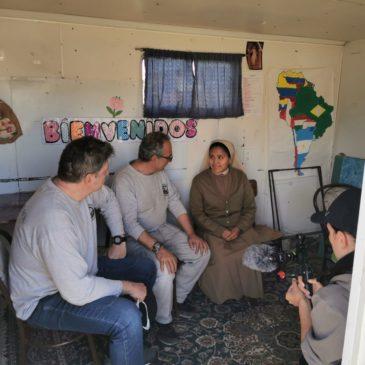 """La baraccopoli """"Barrio 23"""" di Puerto Madryn …"""