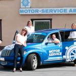 Motor-Service team