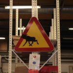 Sign moose
