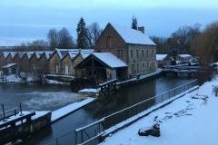 Neige le 30 janvier 2019