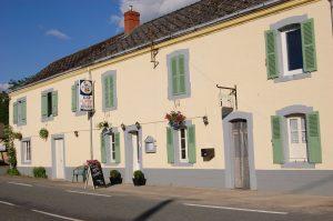 Le Moulin du Gué : voorgevel