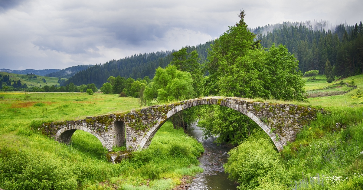 Explore Bulgaria's hills and forests