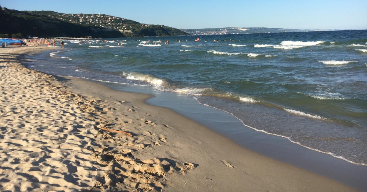Black Sea , Albena resort