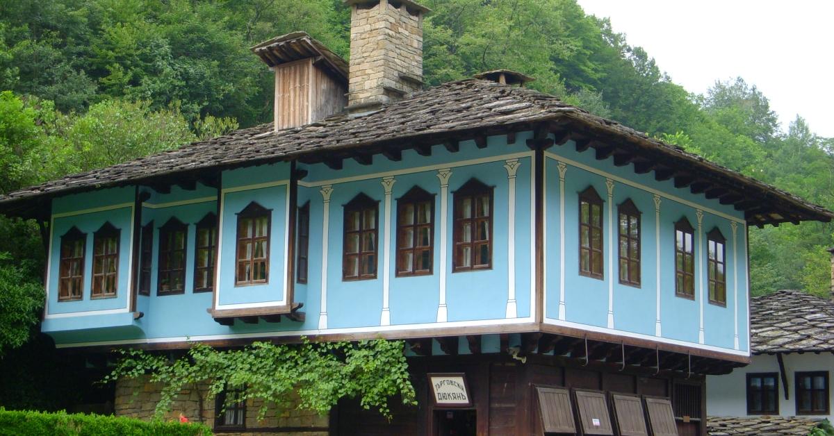 Etara near Gabrovo, Bulgaria
