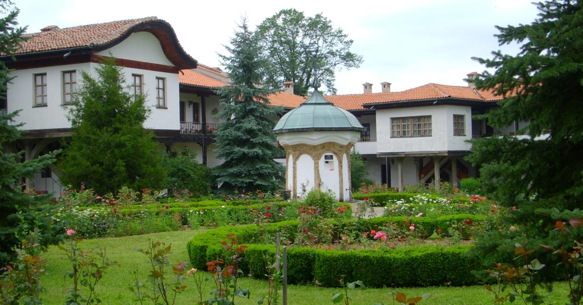Bulgarian monastery