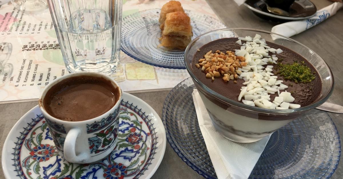 Plovdiv coffee