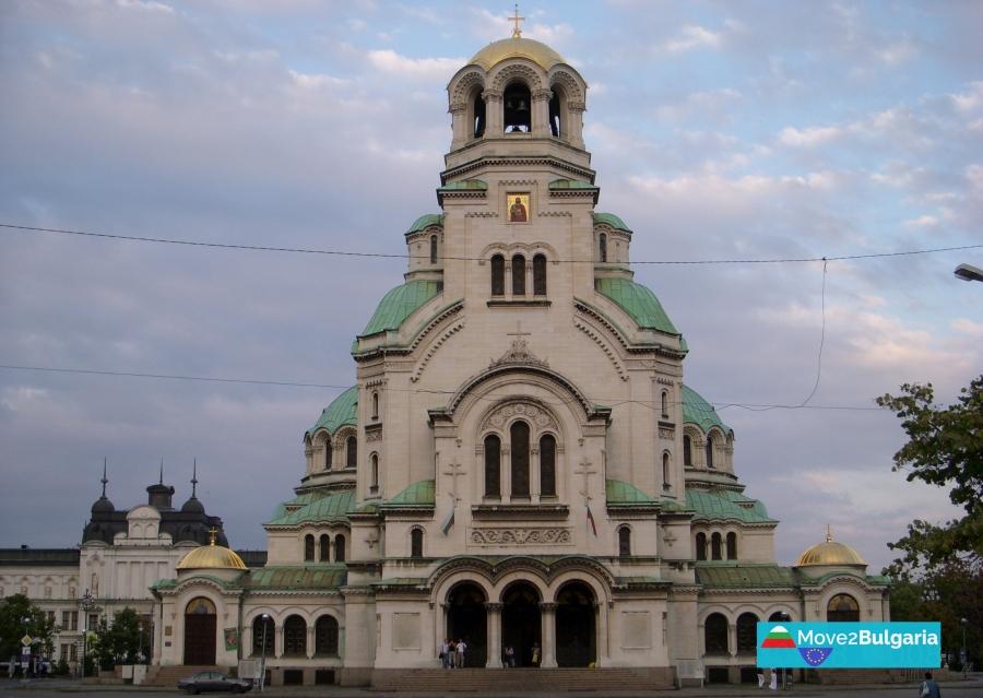 Aleksander Nevski Cathedral Sofia
