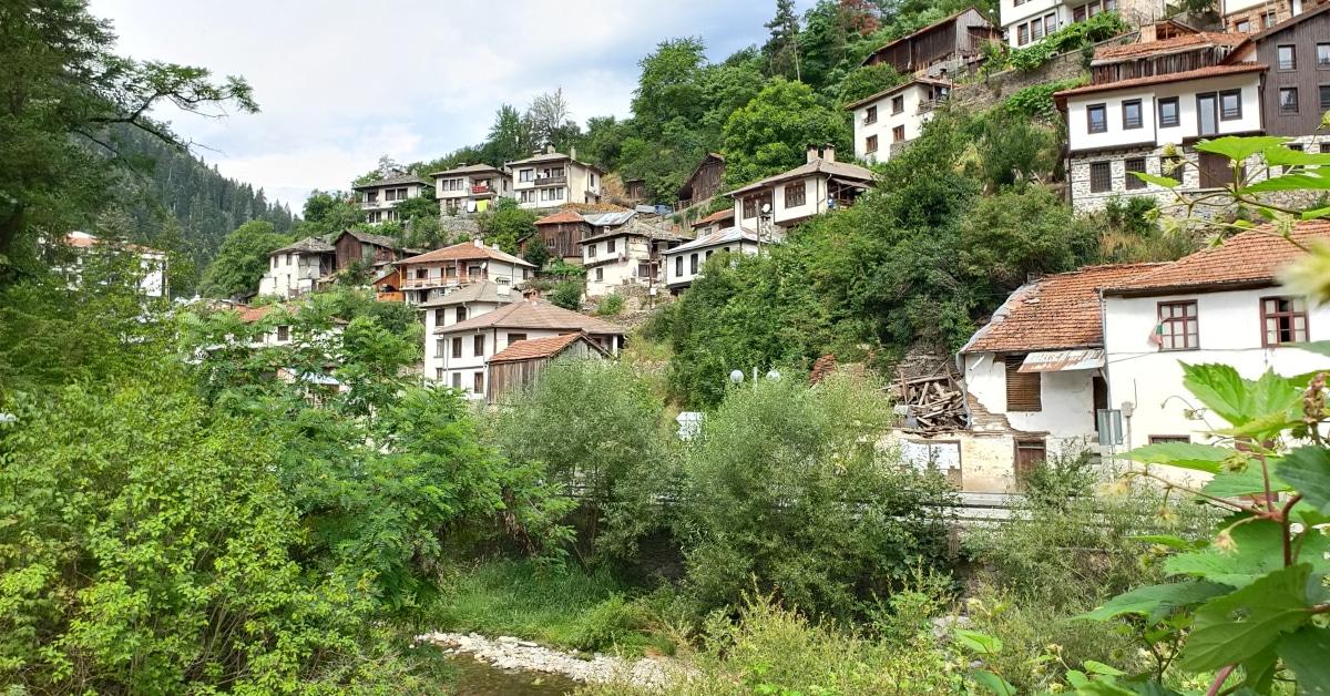 Shiroka Laka in Rodopi mountains